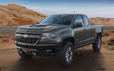 2019 Chevy Colorado Redesign, Specs, Changes, Release Date