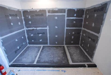 Wedi Board: A lightweight ceramic tile backerboard