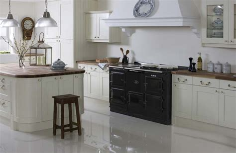 aga kitchen designs the 4 oven aga cooker in pewter as part of a contemporary 1182