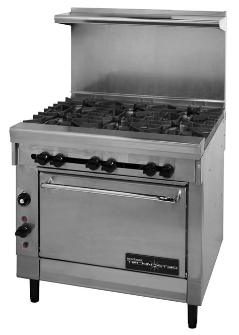 alternative to kitchen cabinets montague range 36 quot restaurant series 6 burners 1 oven 1 4022