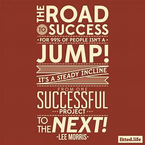 List of top 35 success quotes | The road, Roads and ...