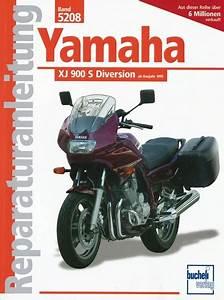 Motorrad Yamaha Xj 900 Diversion : yamaha xj 900 s diversion reparaturanleitungen motorbuch ~ Kayakingforconservation.com Haus und Dekorationen