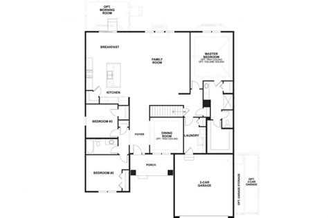 cheswicke floorplan mi homes  chicago  mi