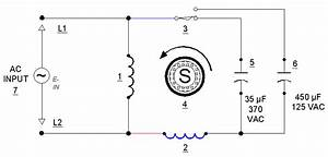 Schematics For  1 U00d8 Split Phase Motors - Series 4