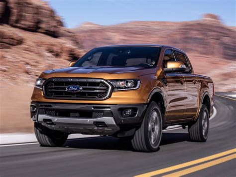 Ford The Future Cars 20192020 Ford Ranger Image 2019