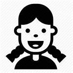 Icon Kid Happy Person Profile User Icons