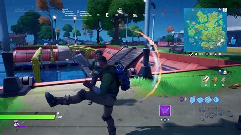 Fortnite Part 1 Being A Sweaty Deafualt Youtube
