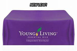 1000 images about young living essential oils tablecloths for Young living tablecloth