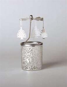 Weihnachtsmann Deko Aussen : glas karussell windlicht weihnachstbaum deko metall ~ Orissabook.com Haus und Dekorationen