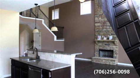 riverbrook floor plan  homes  sale  columbus ga youtube