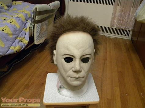 20 Years Later Halloween H20 Myers Mask Stan Winston Replica Movie Prop