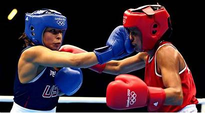 Boxing Female Olympic Olympics Boxers Professional Womens