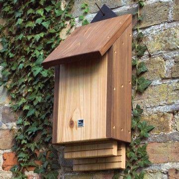 rspb burford bat box bat box bat house plans bird
