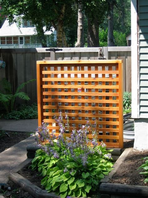 Backyard Privacy Screens Trellis - 23 best images about lattice ideas for plants on