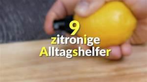 Geruch In Der Waschmaschine : 9 zitronen tricks ~ Watch28wear.com Haus und Dekorationen