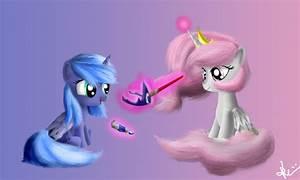 MLP FiM Princess Luna and Princess Celestia images Young ...