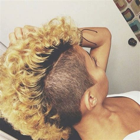 mohawk hairstyles  black women stayglam