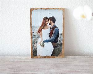 Foto Auf Holz : fotogeschenk dein foto auf holz lumberprint ~ Watch28wear.com Haus und Dekorationen