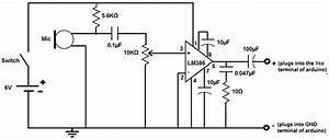 how to build a sound detector circuit With microphone circuit
