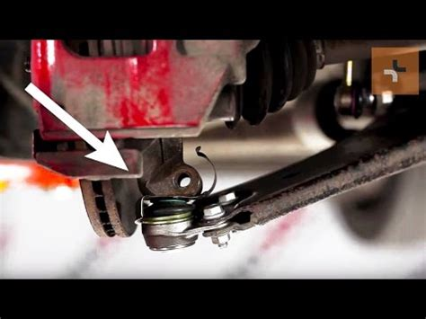 replace ball joints  mazda  dy tutorial
