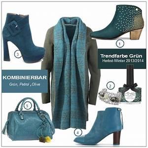 Petrol Kombinieren Kleidung : schuhmode herbst winter 2013 2014 trendfarben die welt ~ Watch28wear.com Haus und Dekorationen