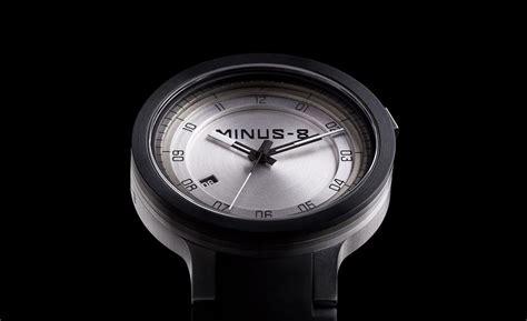 Minus-8 Layer Watch