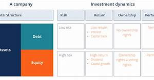 The Components Of The Capital Structure