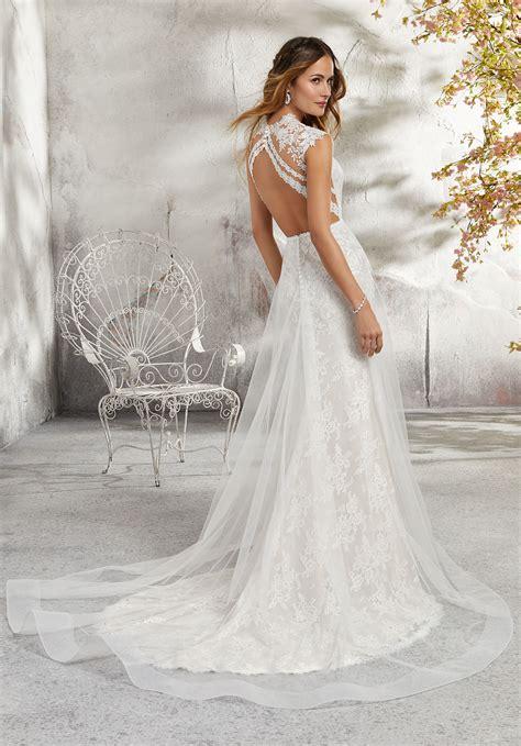 lenore wedding dress style 5689 morilee