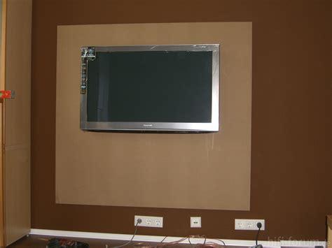 Tür Für Nische Selber Bauen by Tv Wand Platte Bestseller Shop F 252 R M 246 Bel Und Einrichtungen