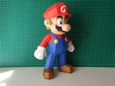 super mario paper craft gadgetsin