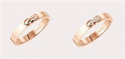 有没有不带钻石的婚戒推荐? - 知乎