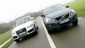 Essai Audi Q5 : essai comparatif audi q5 2 0 tdi 170 ch vs volvo xc60 2 4d 163 ch ~ Maxctalentgroup.com Avis de Voitures