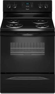 Whirlpool Wfc130m0ab 30 U0026quot  Freestanding Electric Range With