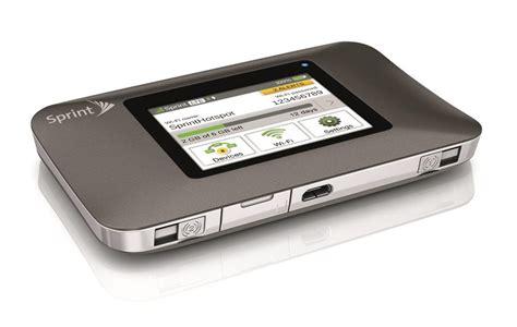 netgear zing mobile hotspot sprint review rating