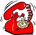 Ringing Phone Clip Art at Clker.com - vector clip art ...