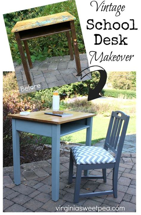 Vintage School Desk Makeover by 40445 Best Images About Projects Tips Tricks On
