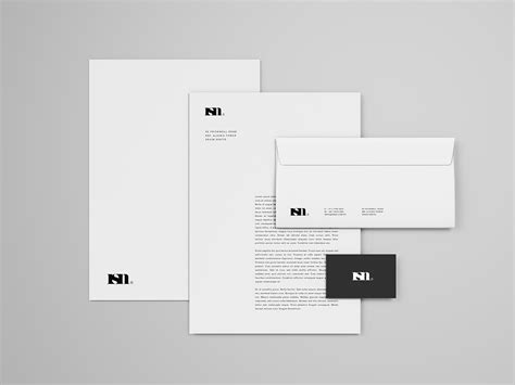 Collection of free customizable mockups to beautifully present your design projects. Stationery Mockup Free PSD | Mockup World HQ