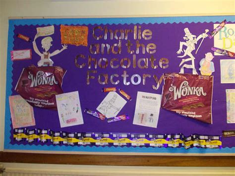 Stories And Tales, Charlie, Chocolate, Display, Classroom