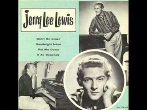 jerry lee lewis whatd    youtube