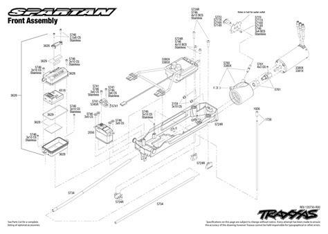 Rc Boat Part Diagram by Spartan Motorhome Chis Wiring Diagram Impremedia Net