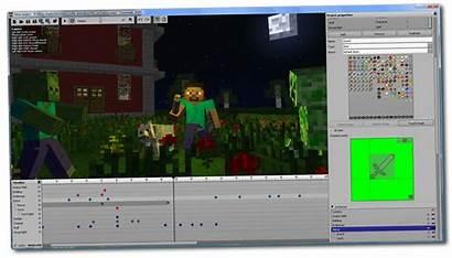 Mine Imator Minecraft Animation Software Tool Animated
