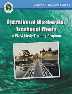 9781593710385  Operation Of Wastewater Treatment Plants