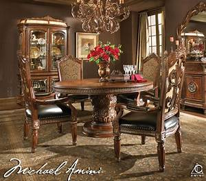 Adorable, Round, Dining, Room, Table, Sets, For, 4, U2013, Homesfeed