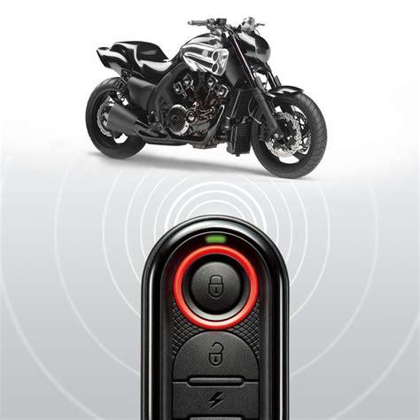 Steelmate Motorcycle Alarm Remote Start Keyless System