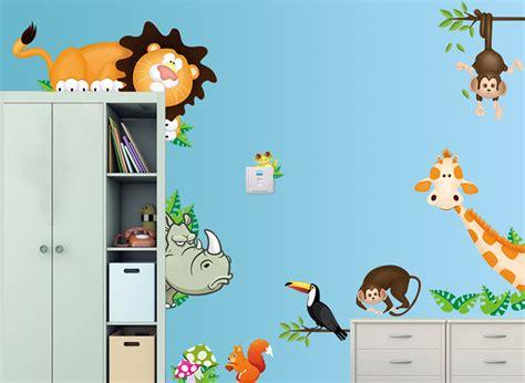 Wandtattoo Kinderzimmer Löwe by Wandaufkleber Kinderzimmer Tiere Wandaufkleber