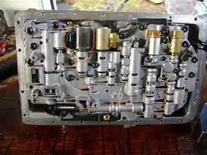 Toyota 4runner Transmission Shift Solenoid