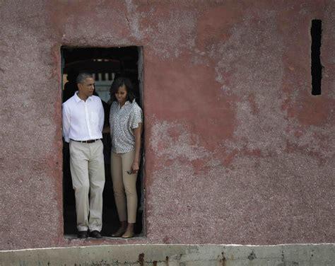 barack et obama 224 la maison des esclaves de gor 233 e