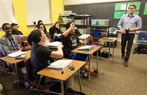 Courses & Field-Based Learning: Secondary Teacher Education Program   UW College of Education