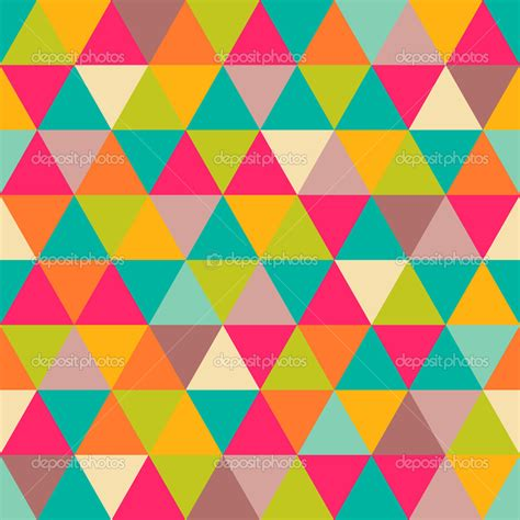 geometric triangle design abstract geometric patterns abstract geometric triangle seamless pattern stock vector