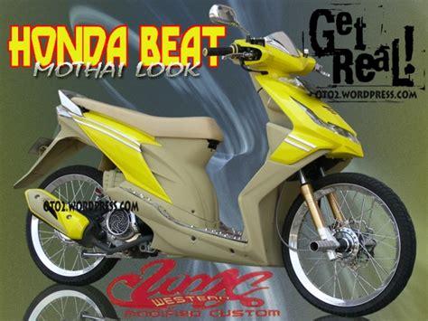Model Modivikasi Mtor Gren by Modifikasi Custom Ilmu Motor Beat